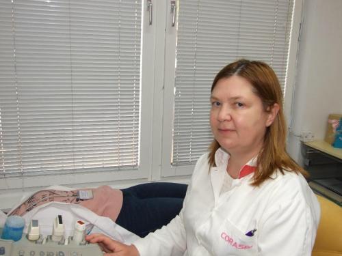 Dr Danijela Tasić, nefrolog