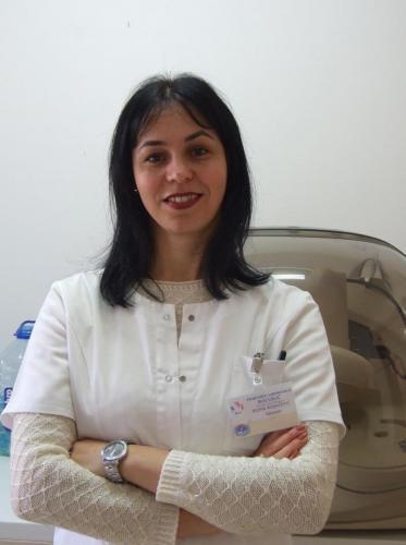 Jelena Kovacević, laborant