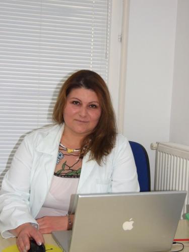 dr Jelena Dinić, radiolog